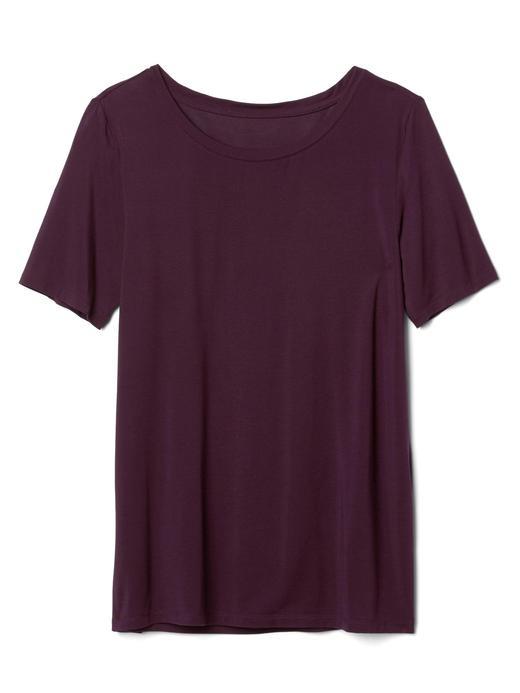 gri Pure Body modal t-shirt