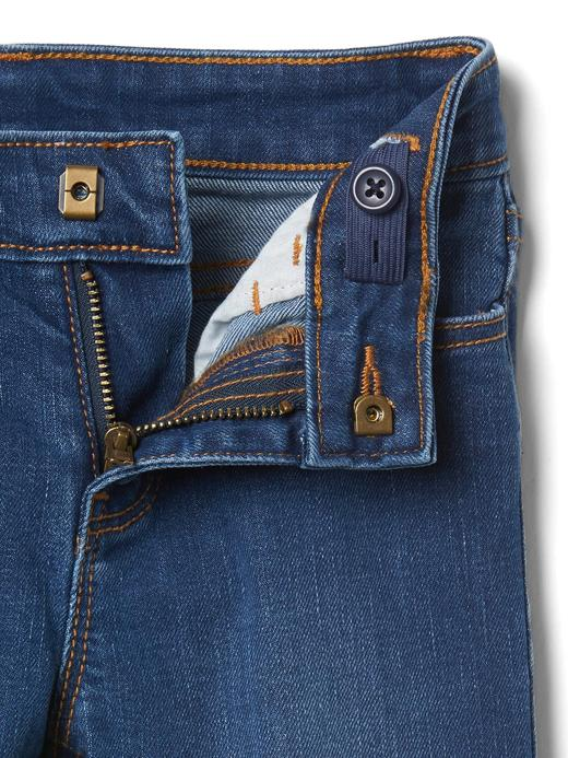 Straight jean pantolon