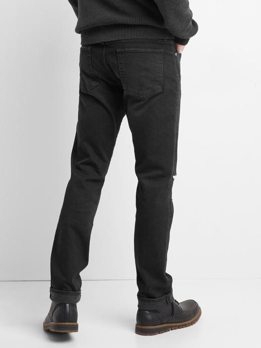 Slim Fit Streç Jean Pantolon