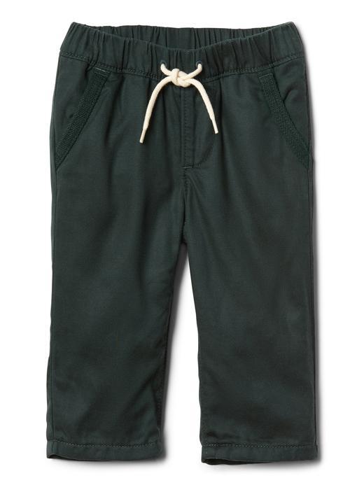TENCEL™ astarlı pantolon