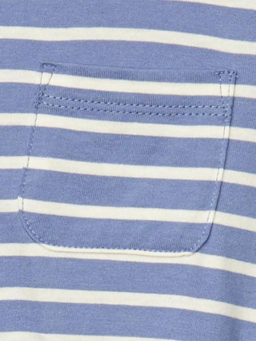 fuşya Uzun kollu t-shirt elbise