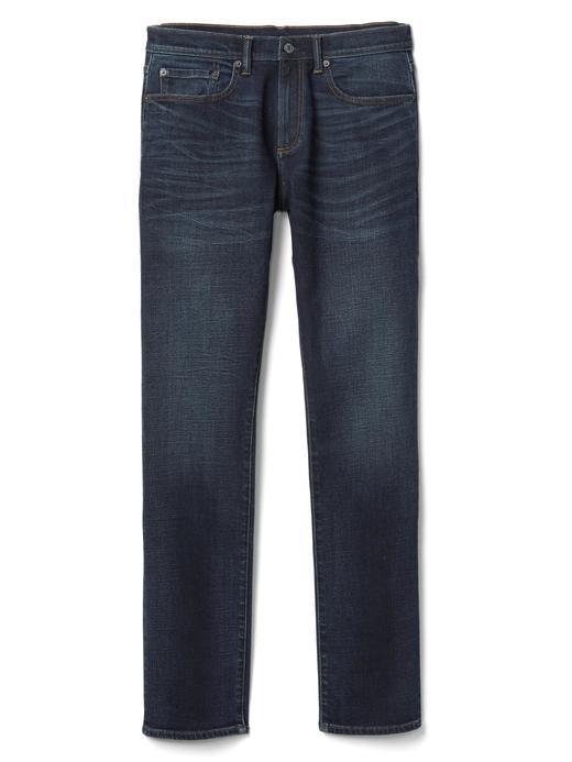 Slim fit jean pantolon (streç)