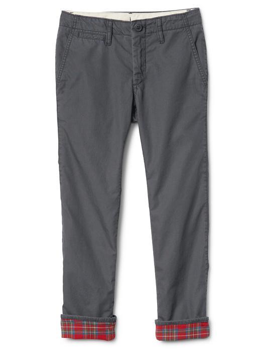 Erkek Çocuk lacivert Chino pantolon