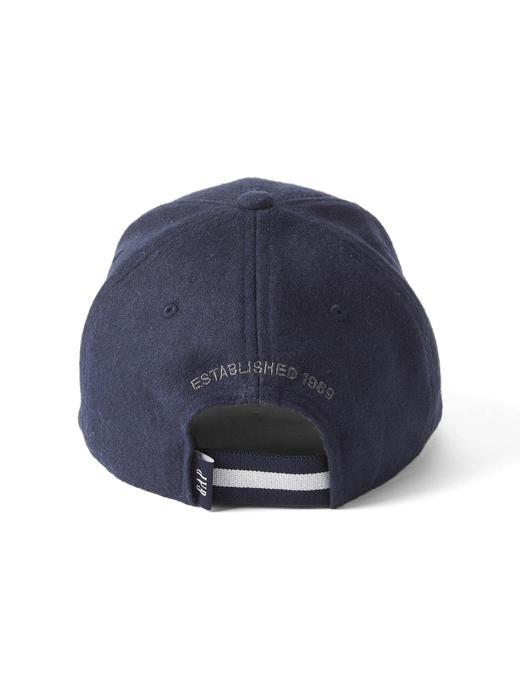 Gap logolu yünlü şapka