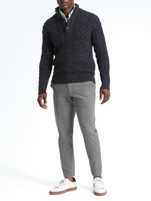 Camden Standard-Fit Ütü Gerektirmeyen Streç Gömlek