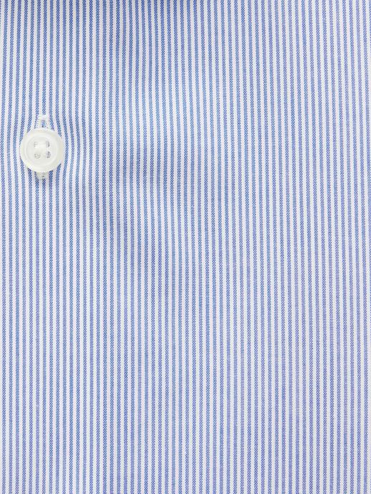 Camden Standard-Fit Ütü Gerektirmeyen Çizgili Streç Gömlek
