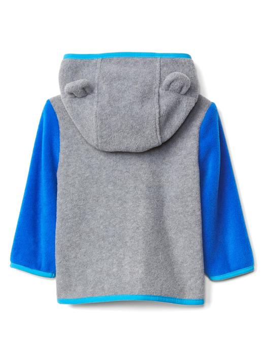 Pro Fleece Gap Logo ayıcık sweatshirt