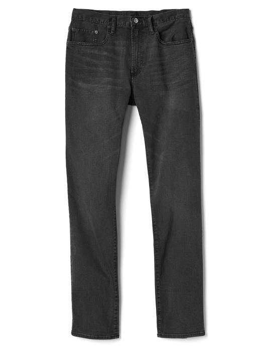 gri 1969 Slim fit jean pantolon