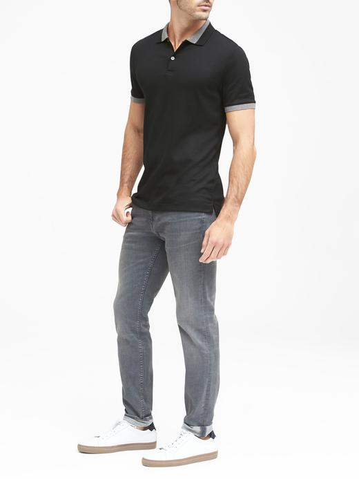 Luxury Touch Polo T-Shirt