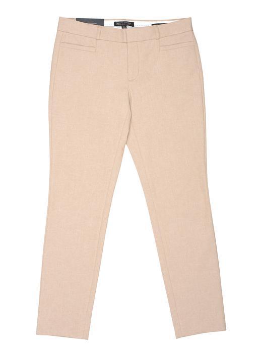 Kadın haki Sloan Fit Pantolon