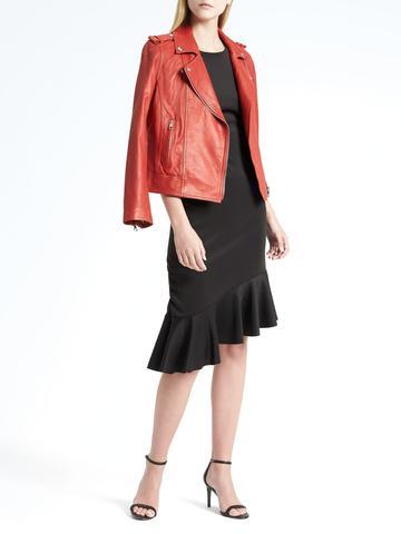 Kadın siyah Kırışmaya Dayanıklı Elbise