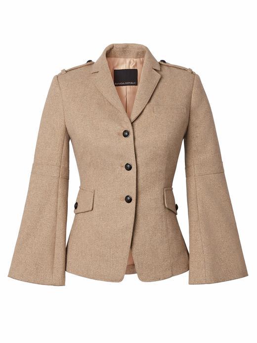 Lureks Kumaşlı Ceket