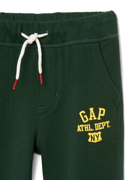 Grafik Gap Logo Eşofman Altı