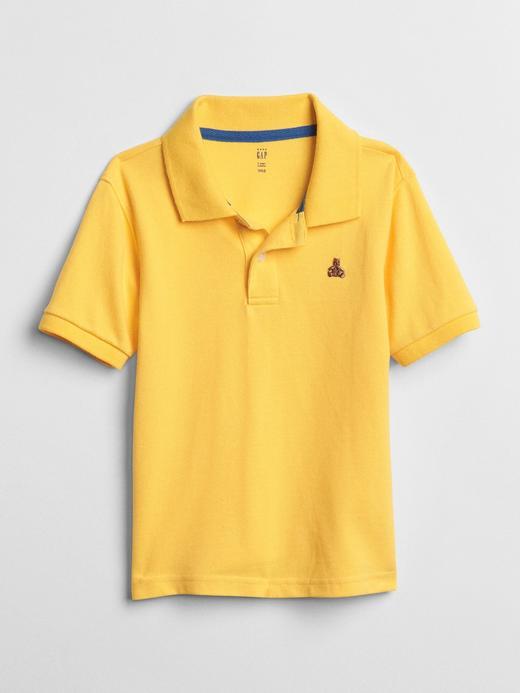 Brannan Bear polo t-shirt