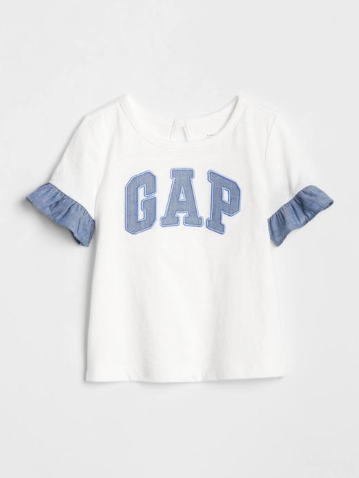 Şambre logolu t-shirt