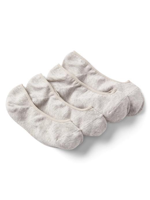 Kadın kırçıllı gri 2'li çorap