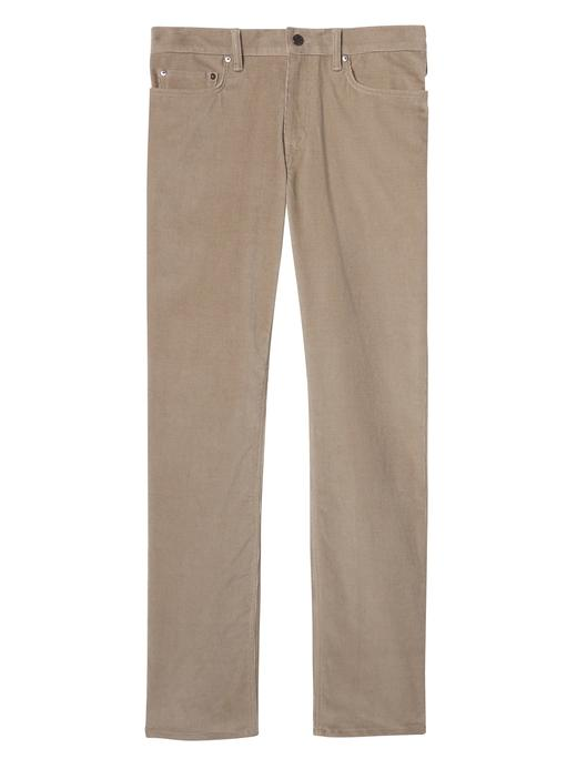 Kadife Slim Pantolon