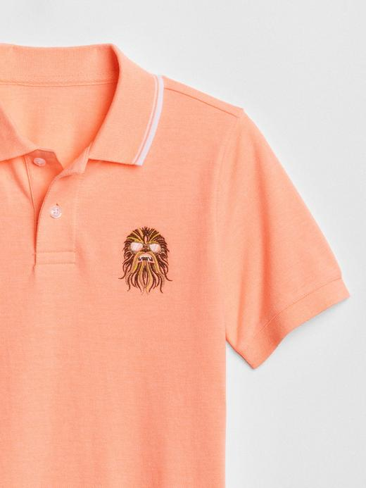 GapKids | Star Wars™ polo t-shirt