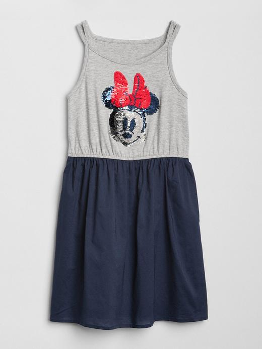 GapKids | Disney Minnie Mouse pullu elbise