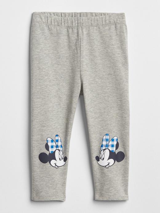 GapKids | Disney Mickey Mouse and Minnie Mouse kısa tayt