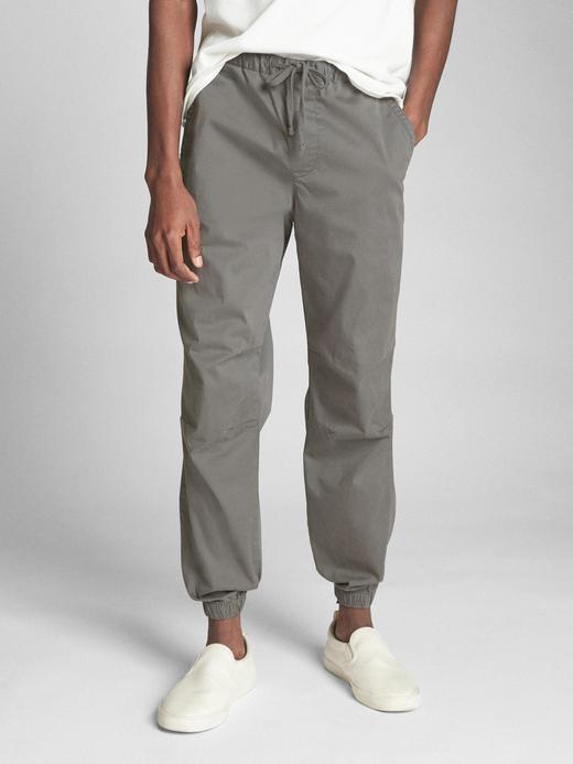 gri GapFlex jogger pantolon