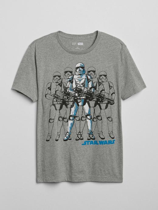 Gap   Star Wars™ baskılı kısa kollu sıfır yaka t-shirt