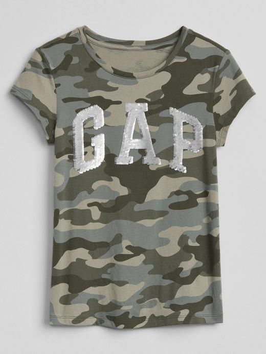 Pullu logolu t-shirt