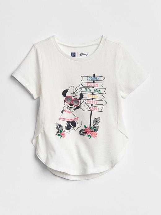 Bebek minnie mouse desenli. babyGap | Disney Minnie Mouse t-shirt
