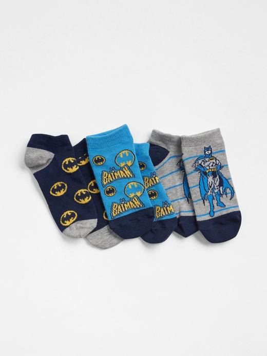 GapKids | DC™ Batman 3lü desenli çorap