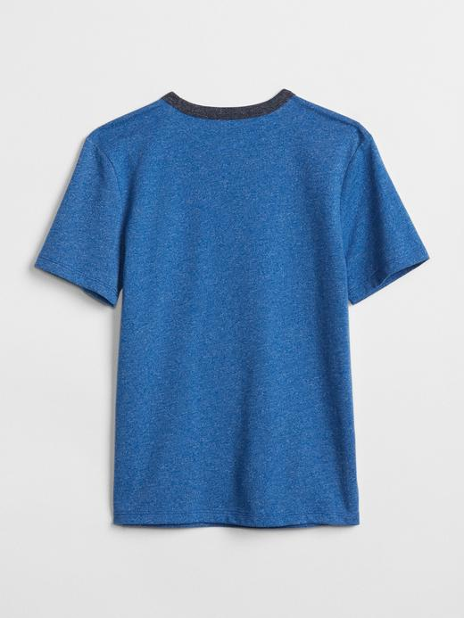 gri Logolu T-Shirt