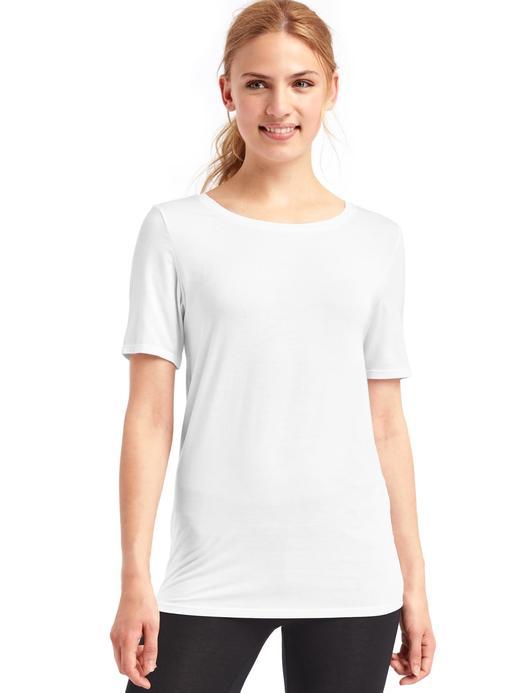 Pure Body modal t-shirt