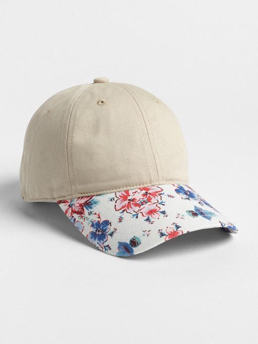 Kadın Çok renkli Desenli Şapka