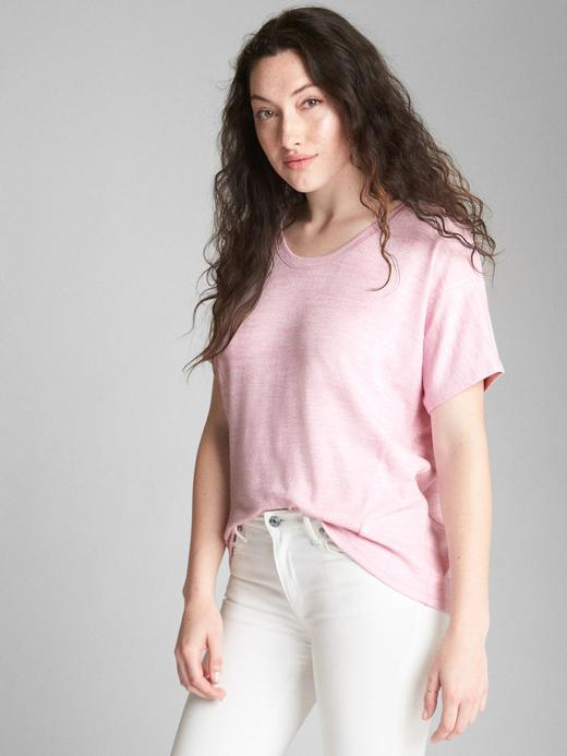 Softspun kısa kollu t-shirt