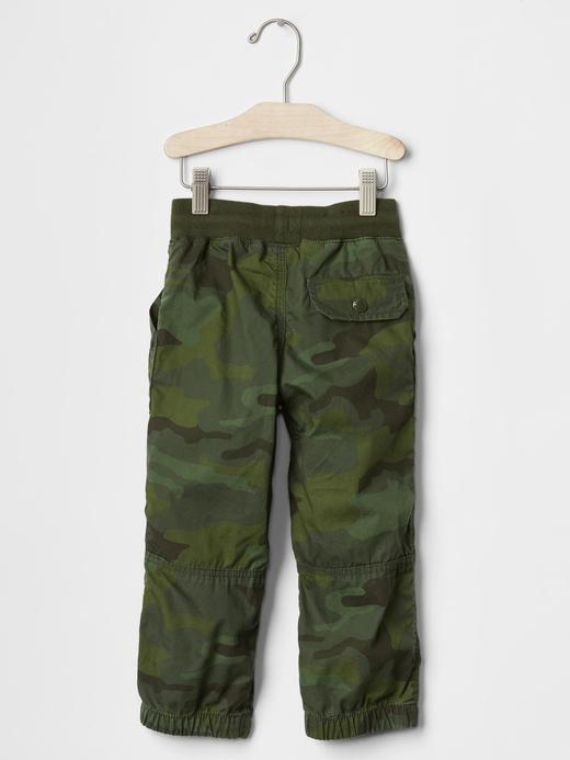 Kamuflaj Desenli Pantolon