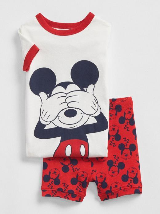 babyGap   Disney Mickey Mouse Pijama Takımı