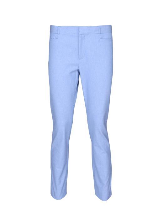 Kadın buz mavisi Sloan Fit Pantolon