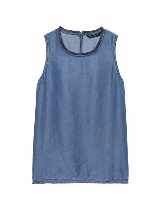 Kolsuz Tencel™ Bluz