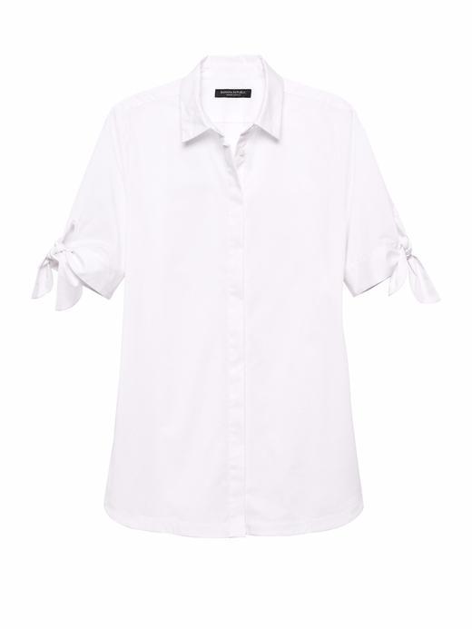 Parker Tunic-Fit  Streç Gömlek