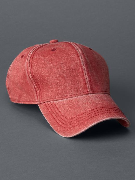 Eskitmeli beyzbol şapkası