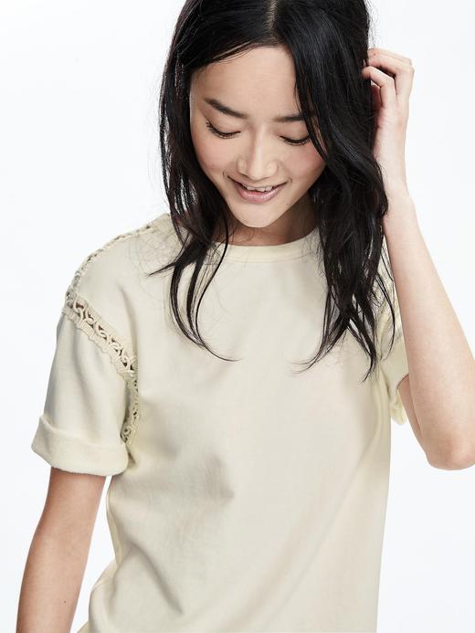 Fisto dikişli bluz