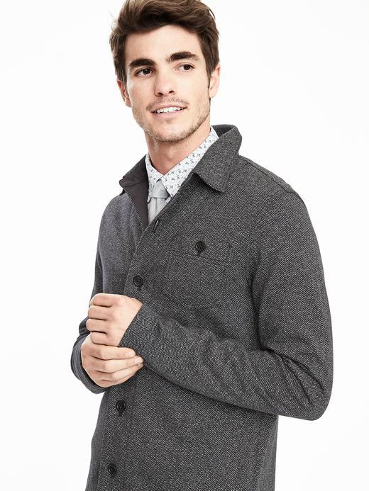 Gömlek ceket