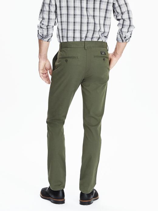 Fulton Skinny chino pantolon