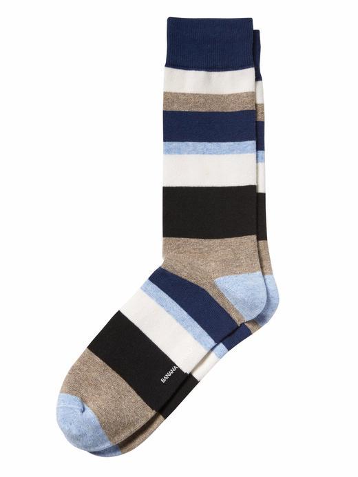 Karışık Desenli Çorap