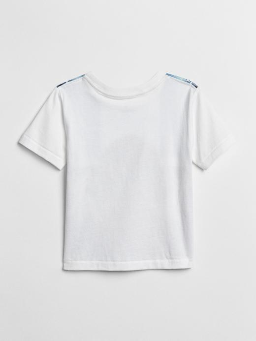babyGap | Star Wars™ baskılı t-shirt