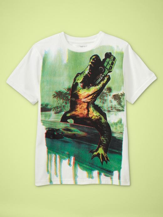 3D Baskılı T-Shirt