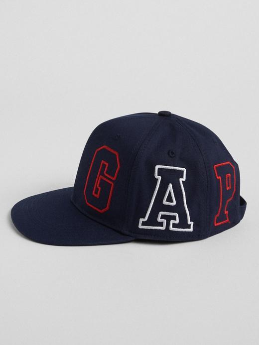 Logolu İşlemeli Şapka