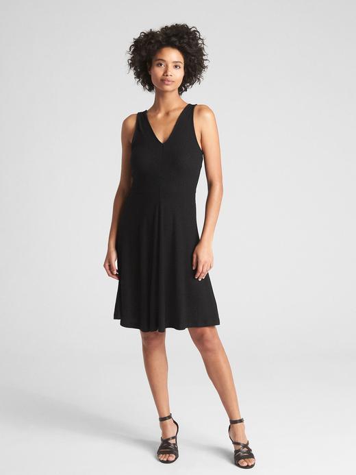 Softspun Kolsuz Elbise