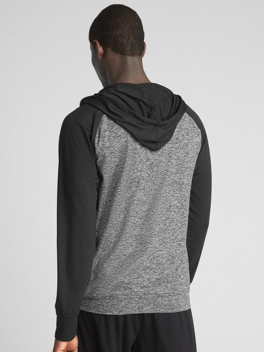 GapFit Kapüşonlu Sweatshirt