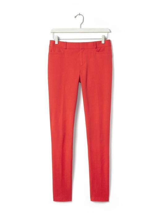 Sloan-Fit Slim Bilekte Biten Pantolon