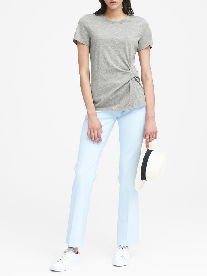 Supima® Pamuklu T-Shirt